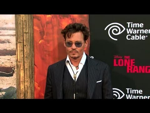 Johnny Depp Hints at Retirement - Splash News