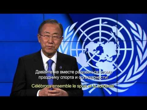 Ban Ki-moon, Sochi 2014 - Opening Ceremony of the Winter Olympic Games