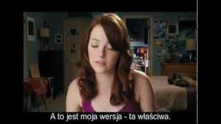 Łatwa dziewczyna / Easy A (2010) trailer PL