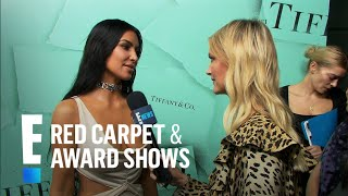 Kim Kardashian Talks Kanye West's White House Visit | E! Red Carpet & Award Shows