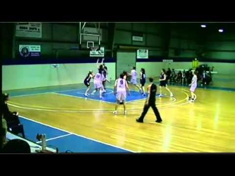 Canberra Capitals Academy v Ballarat Rush