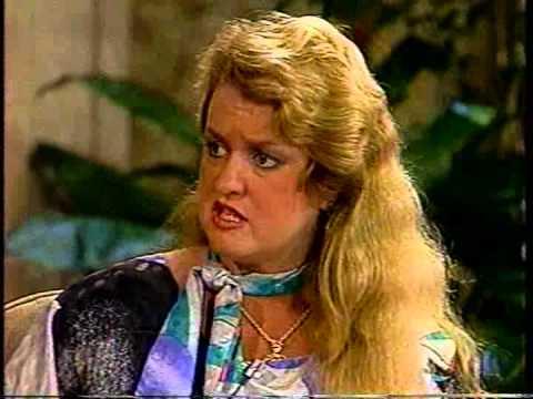 Interview With Bette Davis Daughter B D Hyman 1985