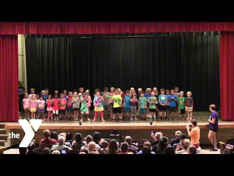 Summer Camp Showcase- I Love Rock n Roll (Norm Waitt Sr. YMCA)
