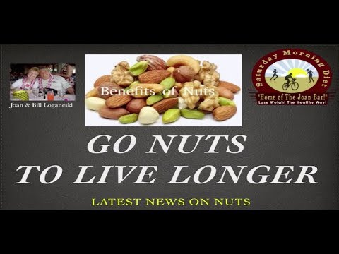Why You Need To Go Nuts To Live Longer