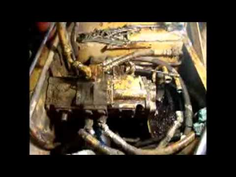 Case Skid Steer Leak Repair Youtube