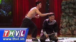 THVL | Cười xuyên Việt (Tập 9) - Vòng chung kết 7: Sơn Đông mãi võ - Lê Bửu Đa
