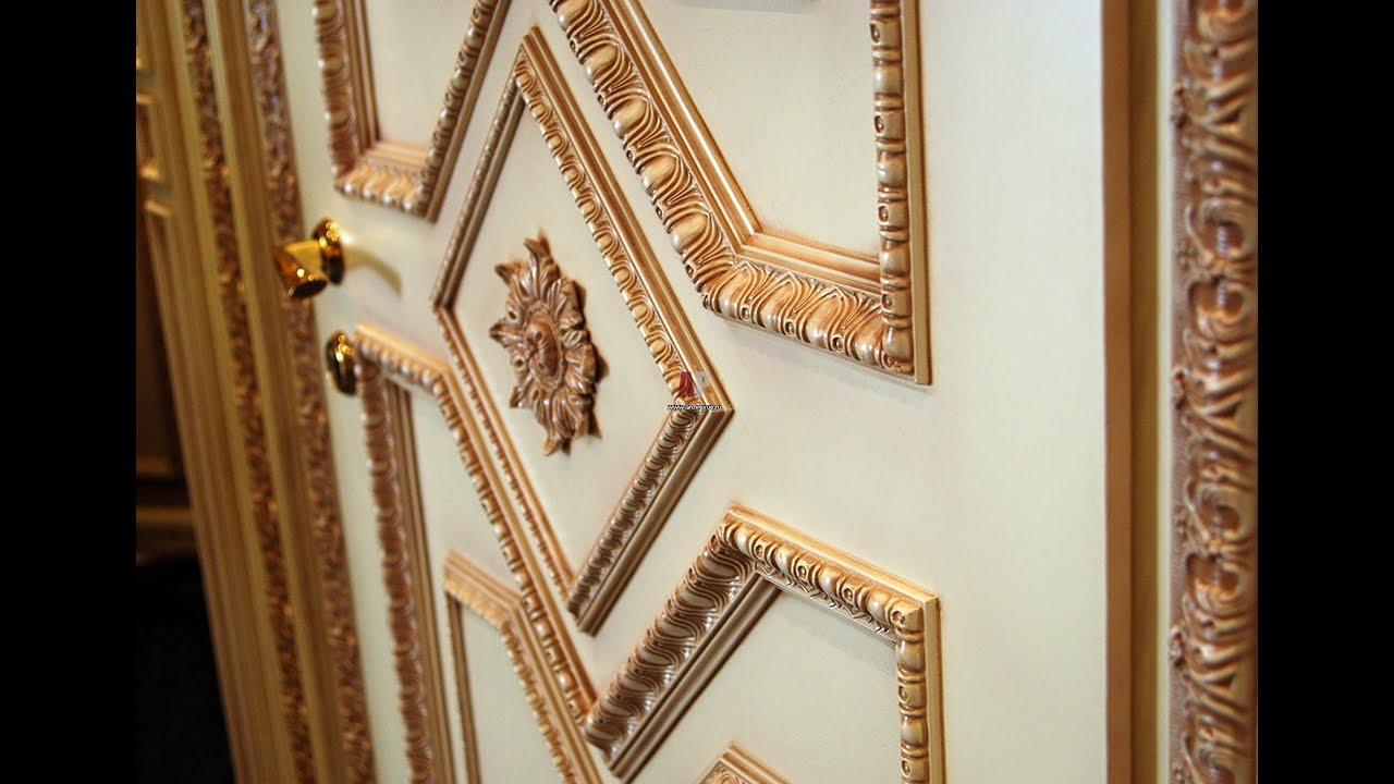Как своими руками декорировать дверь своими руками