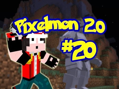 Minecraft: Pixelmon 2.0 - Episode 20 - 2.2 Beta/1.5.2!! (Pokemon Mod)