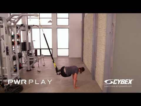 Cybex PWR PLAY - Oblique Atomic Push-Up