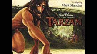 Tarzan Soundtrack~Strangers Like Me