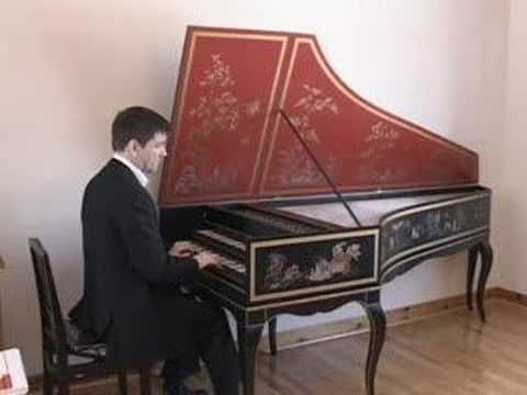 Domenico Scarlatti, Sonata in c major, K. 159