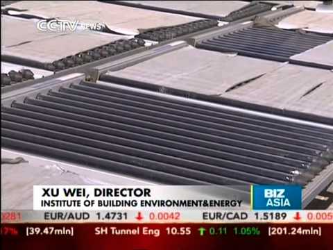 Demo Green Building at CABR in Beijing