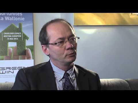 Fabrice de Barquin - Chef de département, CSTC