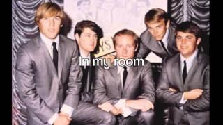 In My Room The Beach Boys (with Lyrics)