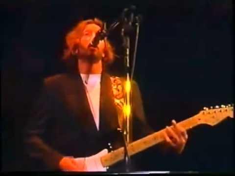 Eric Clapton en Argentina 1990 Parte 1