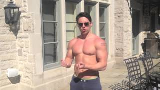 Zac Efron Workout For Neighbors