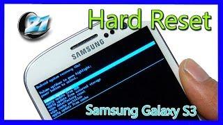 Como Borrar Toda La Informacion De Un Samsung Galaxy S3