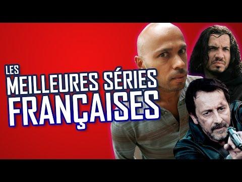Top 7 des meilleures séries françaises
