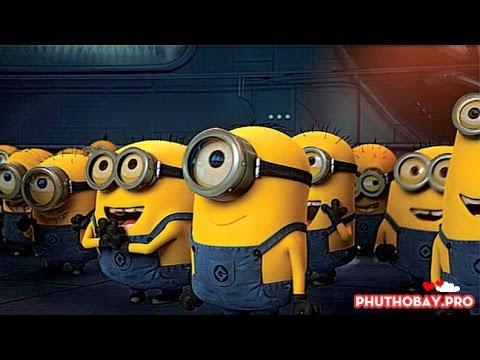 Kẻ cắp mặt trăng 3 | Phim chiếu rạp hay nhất 2015 - Xem phim Minions 2015 HD - T1