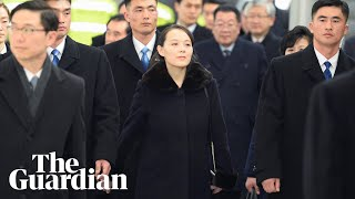 Kim Jong-un's sister heads North Korea's Winter Olympics delegation