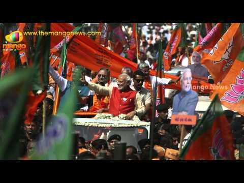Narendra Modi leads BJP to a historic win - Indian Elections 2014 Results