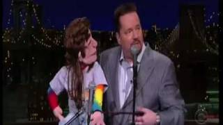 Letterman: Ventriloquist Terry Fator