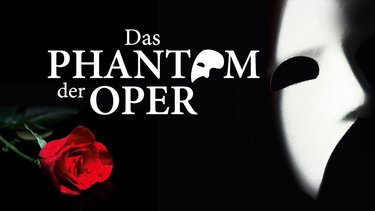 phantom der oper lieder