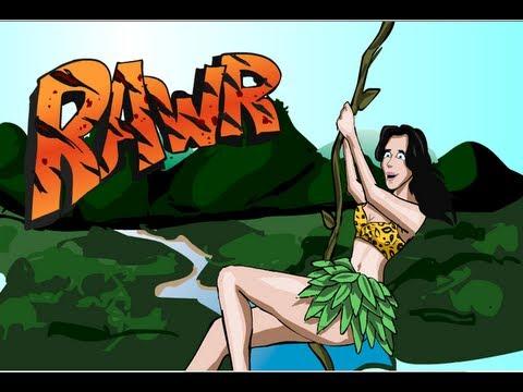 Katy Perry - ROAR- (CARTOON PARODY) - YouTube