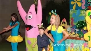 Show Infantil De Bob Esponja