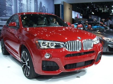 Car Tech - 2015 BMW X4 gets by on style
