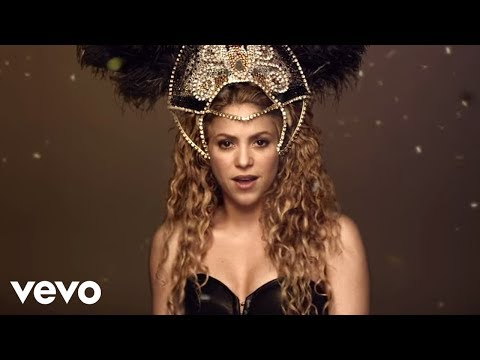 Shakira - La La La (Brasil 2014) (Spanish Version) ft. Carlinhos Brown