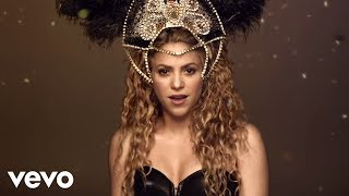 Shakira ft. Carlinhos Brown - La La La (Brasil 2014) (Spanish Version)