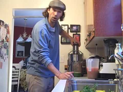 Raw Food Juicer Recipes! HEALTHY MUSCLE BUILDER