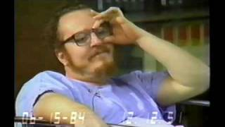 Larry Flynt vs Jerry Falwell Funny Deposition Footage