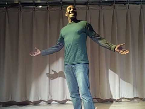 Norm Lewis Sings for Rosies Broadway Kids