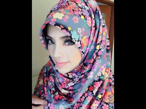 🌟Hijab Tutorial-28🌟 Cara Memakai Jilbab  Pashmina Simple Elegant (Up to date)