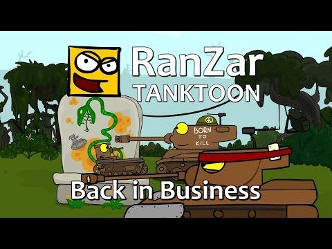 Tanktoon - Späť v biznise
