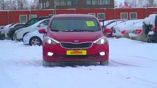 2013 Kia Cerato 1.6 AT. Start Up, Engine, and In Depth Tour.. MegaRetr
