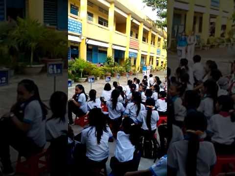 Tấm Cám Phiên Bản Mới. Trường THCS Hòa An