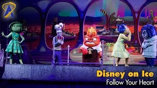 Disney On Ice - Follow Your Heart Preview