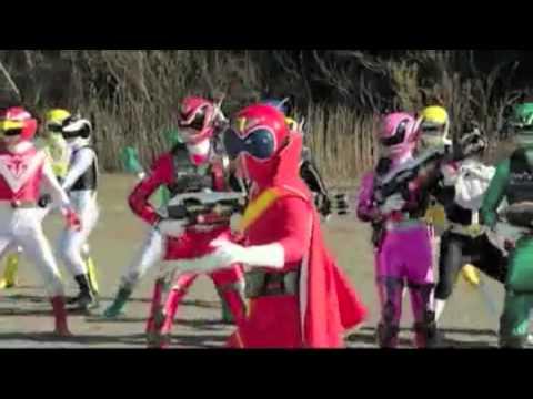 [trailer] Kamen Rider X Super Sentai :Super Hero Taisen ซับไทย