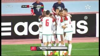 هدف رائع لفيصل فجر ضد بوركينافاصو .. تعليق الشراط