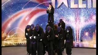 Britains Got Talent 2009 - DIVERSITY