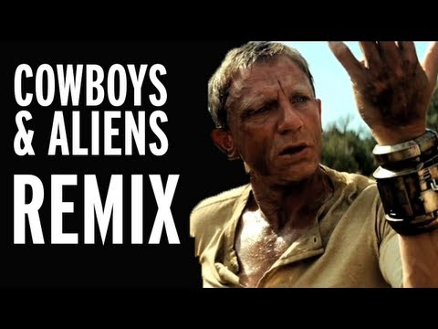 MIKE RELM - COWBOYS & ALIENS REMIXED
