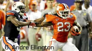 Top 10 Running Backs In 2013 NFL Draft