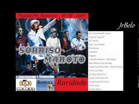Sorriso Maroto Cd Completo Pagode Pra Namorar 2009 JrBelo