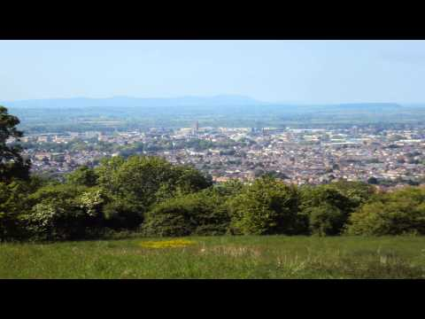 Robinswood Hill Country Park Gloucester Gloucestershire