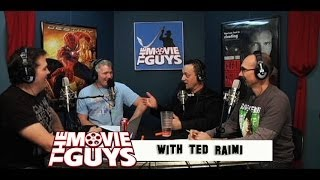 [THE MOVIE SHOWCAST - INSIDE TED RAIMI (w/Ted Raimi) - Out of...] Video