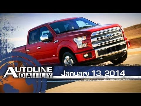 Chevy Sweeps Car & Truck of the Year Awards - Autoline Daily1290
