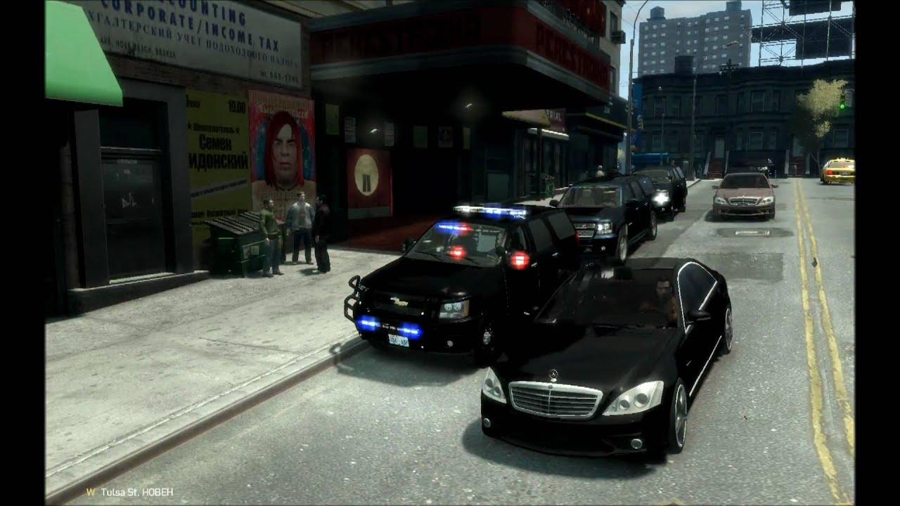 HD: GTA 4 US Secret Se...